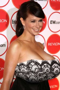 Jennifer Love Hewitt massive tits big breast expansion