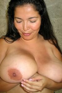 big tit areola
